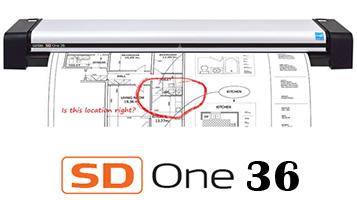 Contex SD One 36