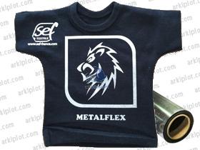 MeltalFlex Silver Metallic