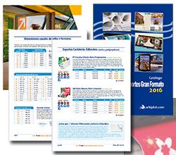 Catálogo papel 2016
