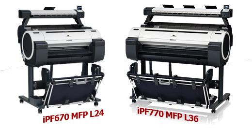 nuevos-multifuncion-iPF770MFP-iiPF670MFP