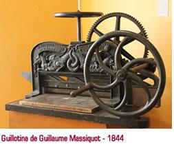 guillotinaoriginal