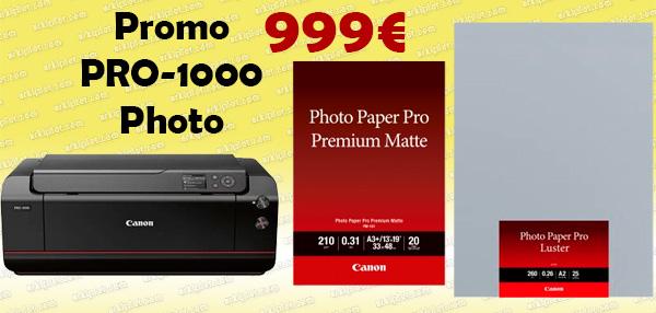 Canon PRO-1000 promo