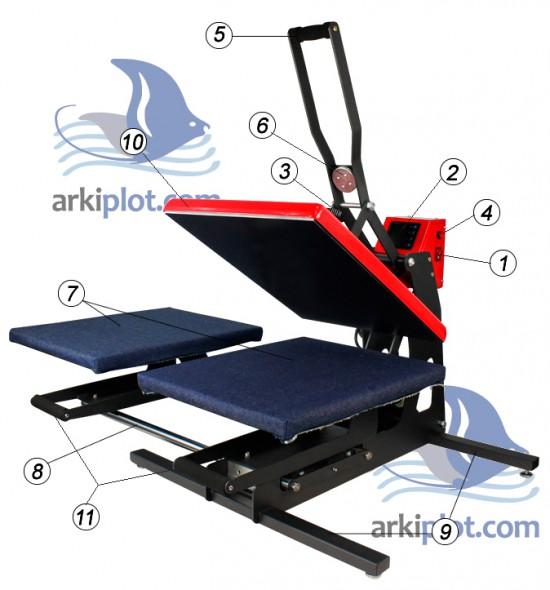Arkipress-SHP4050Dpart2