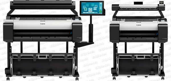 Canon TM series MFP