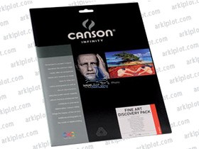 Canson Discovery Pack Fine Art A4 (10h)