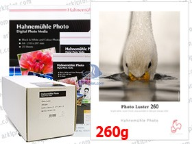 Hahnemühle Photo Luster 260g 0,610x30m