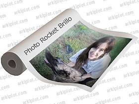 Photo Rocket brillo 250g 0,610x30m