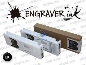 Positive Ink Engraver 700ml Negro mate T3200/T5200/T7200