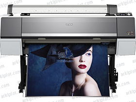 Epson SureColor SC-P8000 STD - Vista frontal
