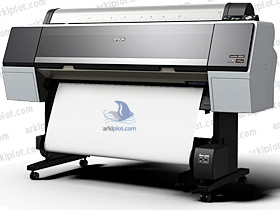 Epson SureColor SC-P8000 STD - Vista lateral