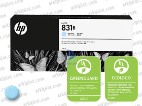 HP Nº831C cian claro 775ml.