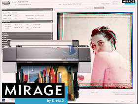 Mirage Master Edition Epson v18 incl. PROOF Ext. - Boxed