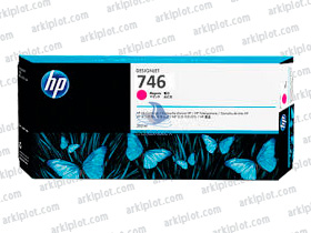 HP Nº746 magenta 300ml.