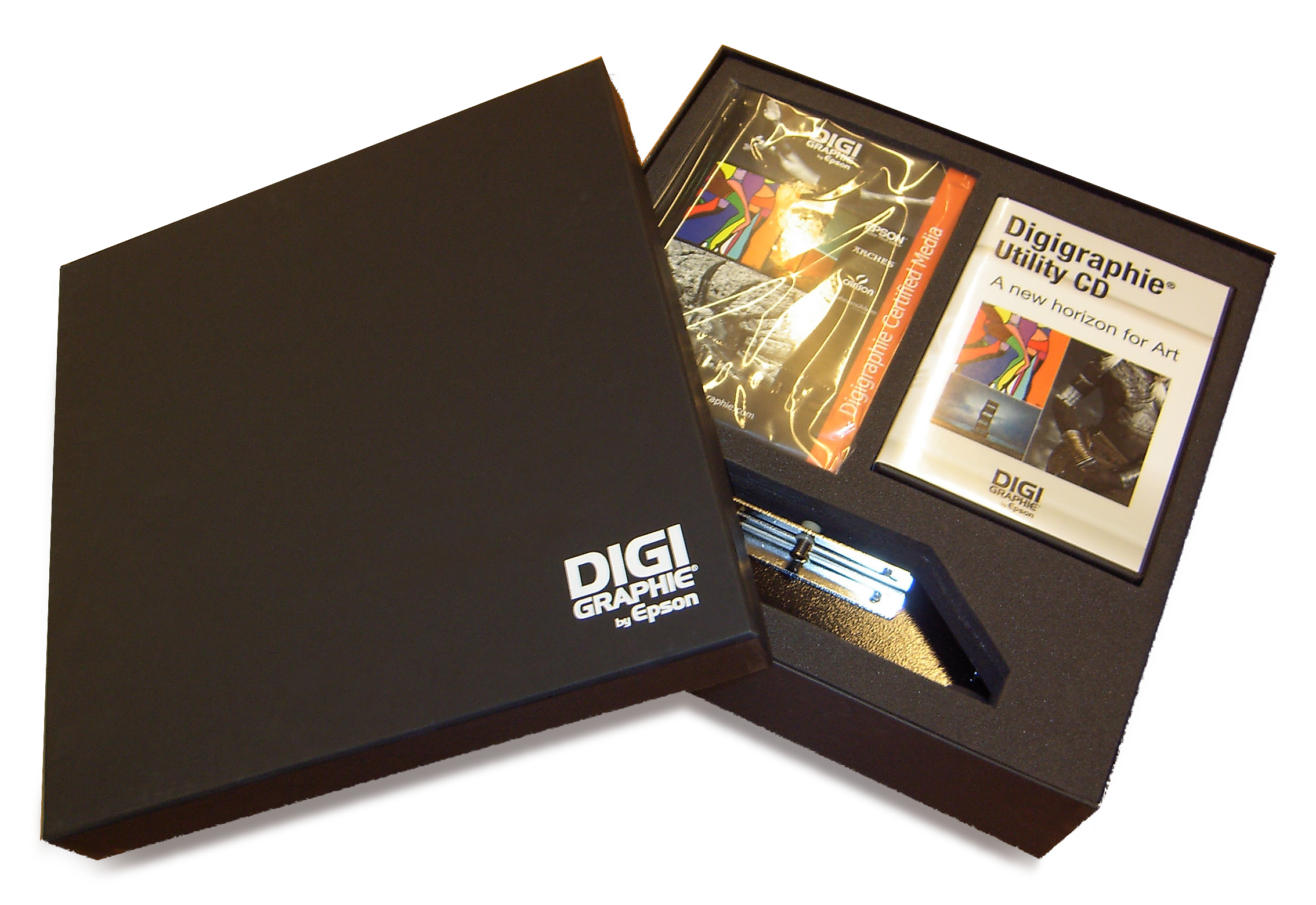 Digibox for Digigraphie Artists